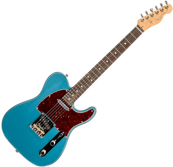 Solid body elektrische gitaar Fender American Professional Telecaster Roasted Neck Ltd (USA, RW) - Ocean turquoise