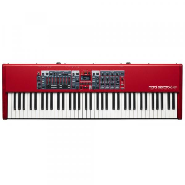 Stagepiano  Nord Electro 6 HP - Rouge