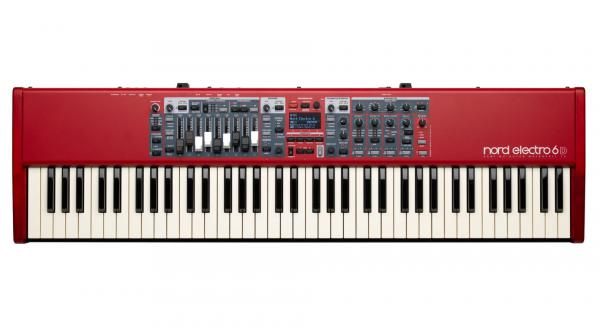 Stagepiano  Nord Electro 6D 73 - Rouge
