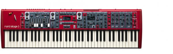 Stagepiano  Nord Nord Stage 3 Compact - Rouge