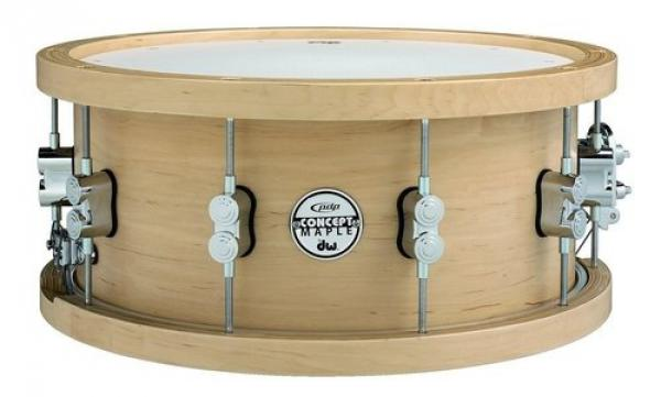 Snaredrums Pdp CONCEPT THICK WOOD HOOP 14 - Natural