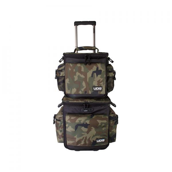 Dj trolley Udg U 9679 BC-OR(Slingbag trolley Camo orange)