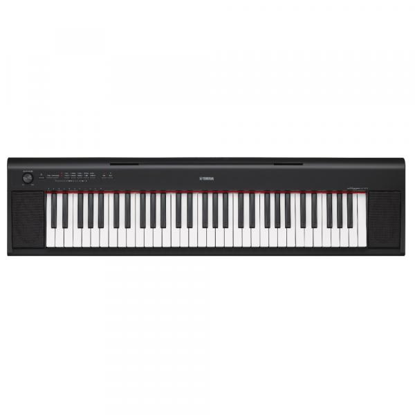 Draagbaar digitale piano Yamaha NP-12 - Black