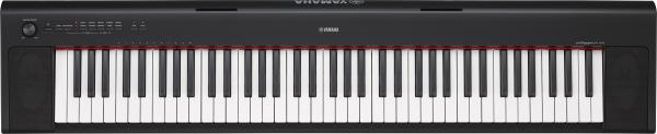 Draagbaar digitale piano Yamaha NP-32 - Black